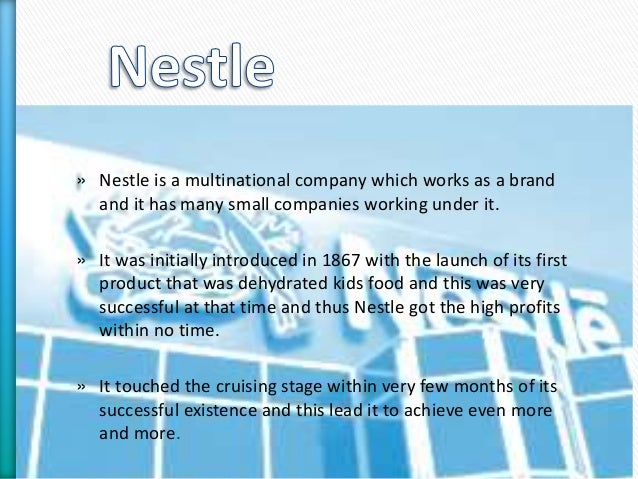 porter s 5 forces nestlé A growing number of companies known for their hard-nosed approach to business—such as ge, google, ibm, intel, johnson & johnson, nestlé, unilever, and wal-mart—have already embarked on important efforts to create shared value by reconceiving the intersection between society and corporate performance.