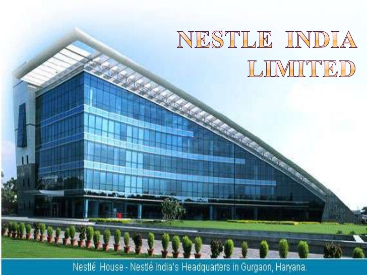 Nestle  india limited<br />