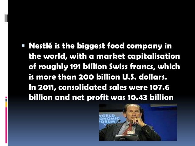 nestle global marketing strategy A localized global marketing strategy logistics and distribution infrastructure vary globally in india, major multinationals such as coke, colgate, nestle.