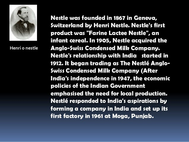 nestle india strategy Analysts have the most bullish outlook on nestle india ltd in the last  its  strategy of aggressively launching new products is working well and.