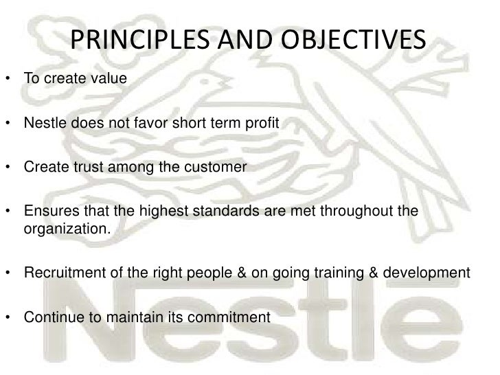 nestle global strategy 1what is the company's strategy with regard to business development in emerging markets does this strategy make sense from the nestle : global strategy case, it can be seen that nestle.