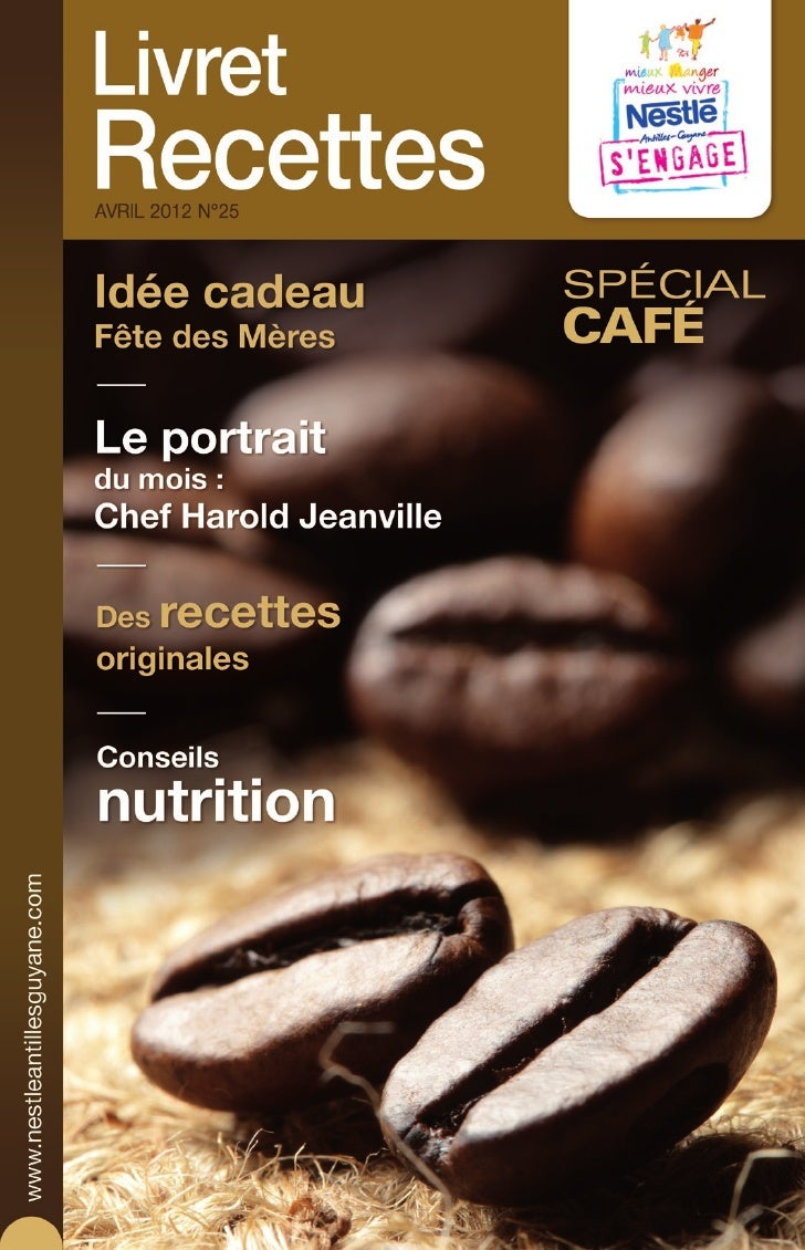 Nestle livret recettes-25-special-cafe