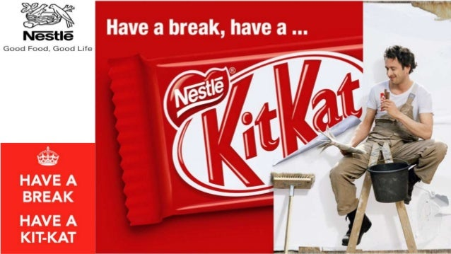 kit kat psychographics These model will then be applied the nestle brand kitkat to show how  intense  competitor, targeting psychographics, lifestyle advertising,.