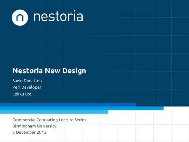 Nestoria new design