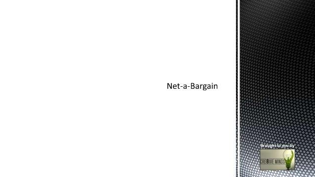 Net-a-Bargain