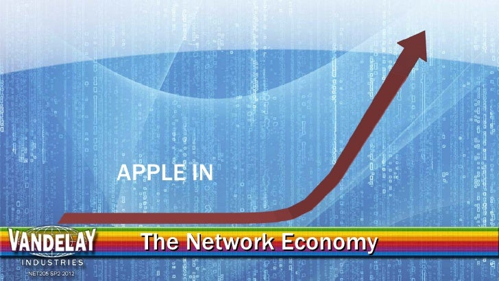 Apple, iTunes and the Network Economy