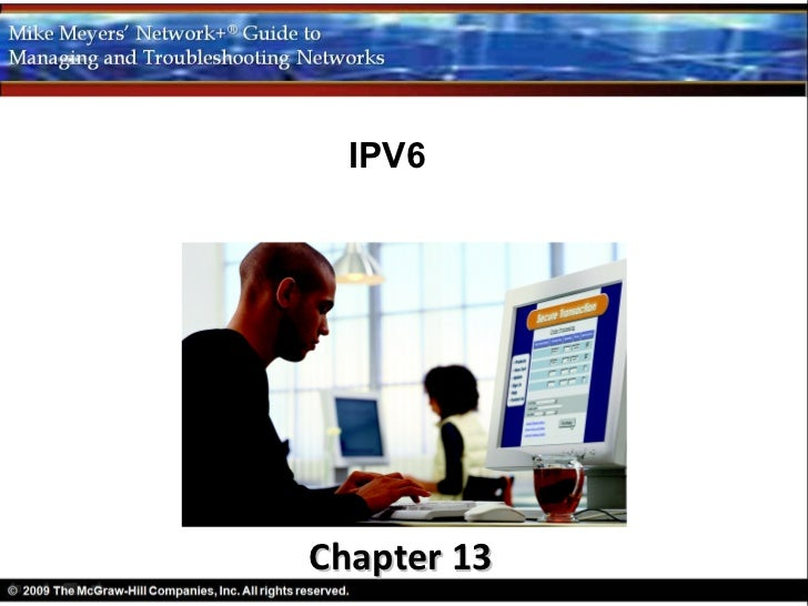 IPV6Chapter 13