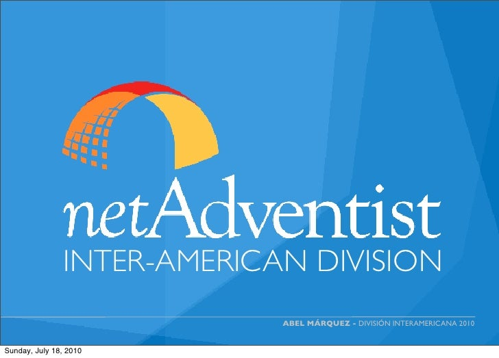 Net adventist2010