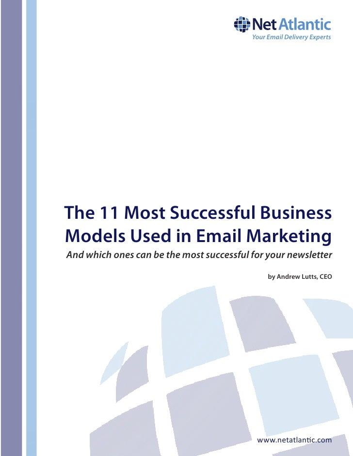 Net atlantic businessmodels
