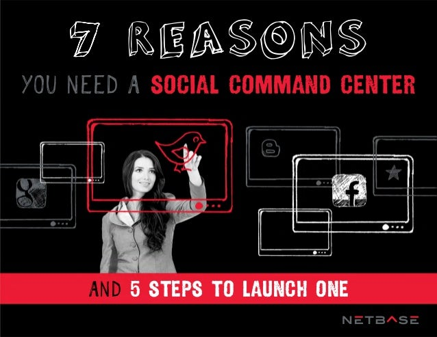 7 Reasons You Need A Social Command Center