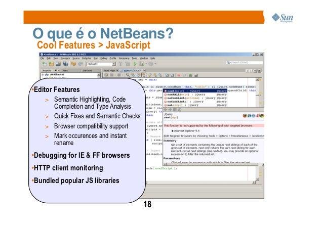 Netbeans Slides Cb