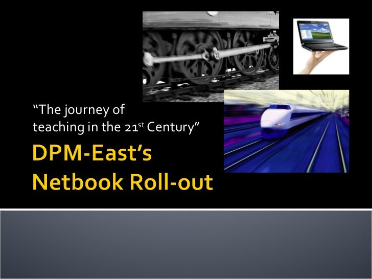 Netbook roll out-pd