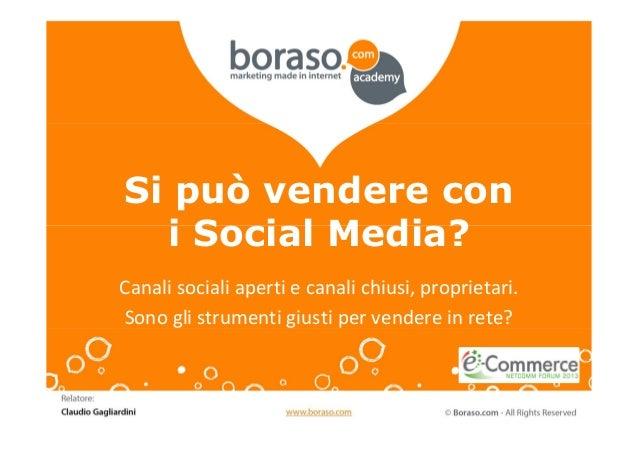 Netcomm Forum Milano 2013