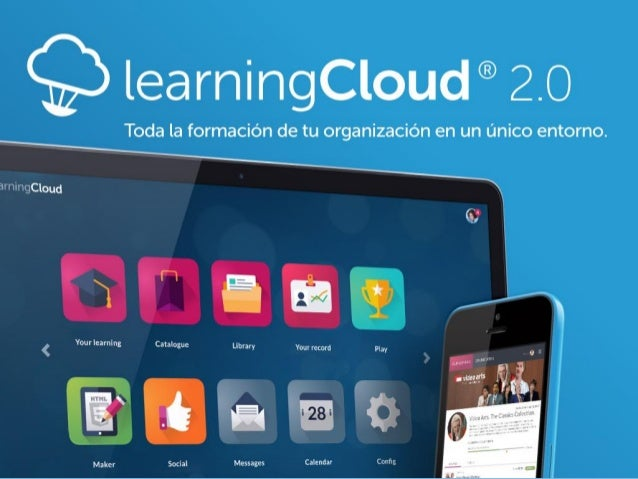 1. ¿Qué es learningCloud? 2. Modularidad 3. Gestión de la formación 4. Multi-dispositivo 5. Social 6. Interoperabilidad 7....