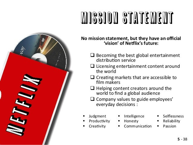 netflix case study answers 4 six forces analysis of the video on demand industry 6 41 entry   5 netflix's  entry into the vod industry via streaming movies 9.