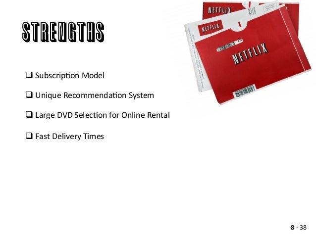 Netflix case study harvard pdf