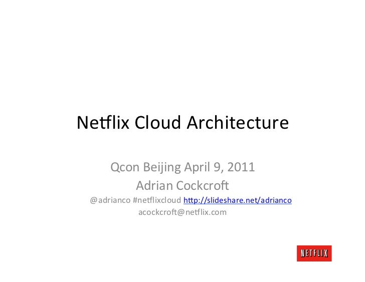 Netflix web-adrian-qcon