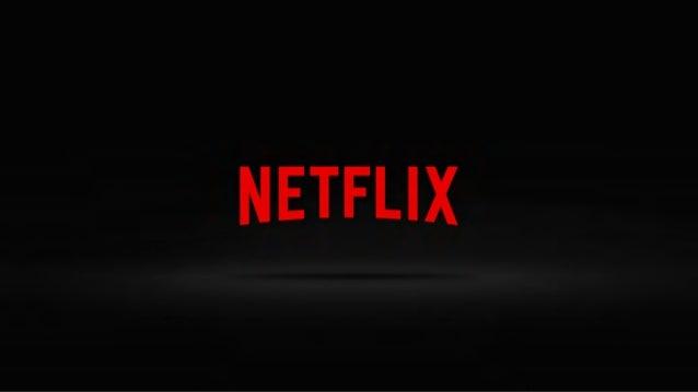 Netflix Cinematic Design