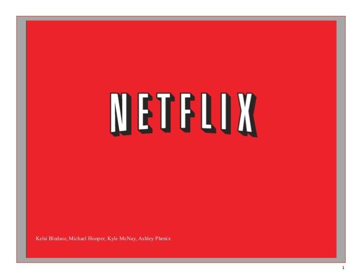 Netflix Promotional Campaign