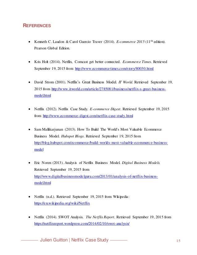 netflix inc case study Netflix case study_final netflix part 1, answers, 20100415 netflix case netflix case analysis netflix case study netflix case analysis netflixcom, inc.
