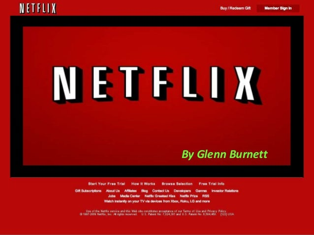 the marketing success of the netflix 2013 netflix strategic report after the strong media attention stemming from the success of our first two own shows can be seen in netflix's marketing.