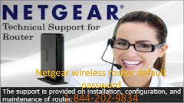 AVG TECH SUPPORTNetgear wireless router default password 1-844-202-9834