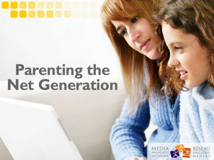Parenting the Net Generation - Preview Version