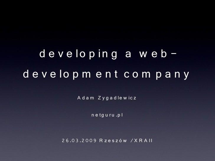 XRAii#3 Adam Zygadlewicz - Netguru
