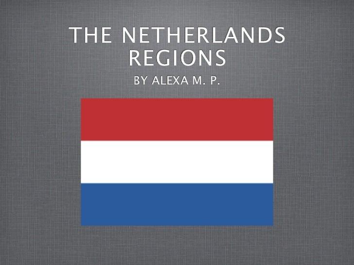 Netherland regions