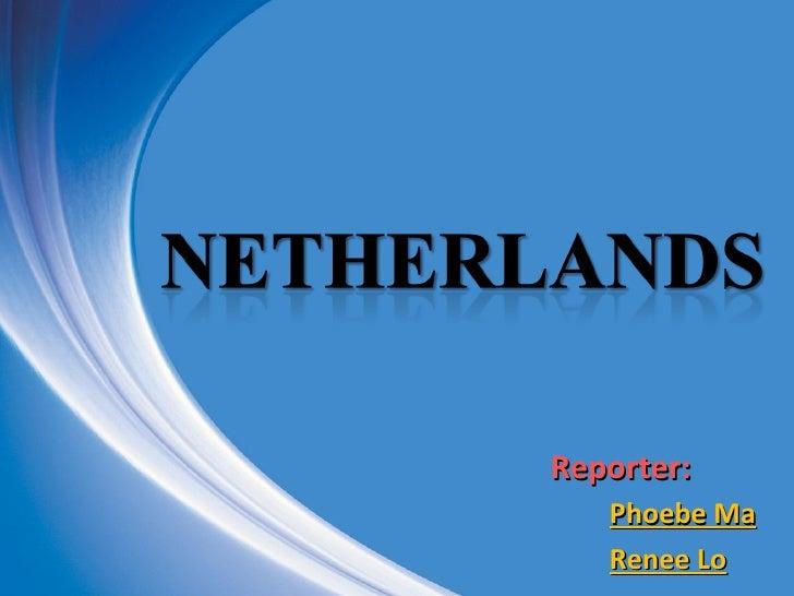 Netherlands(Report)