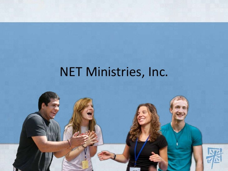 NET Ministries, Inc.