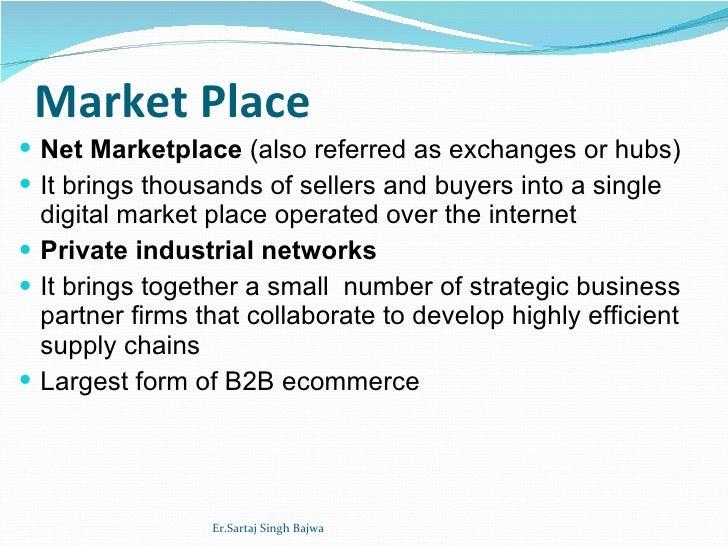 Net marketplace
