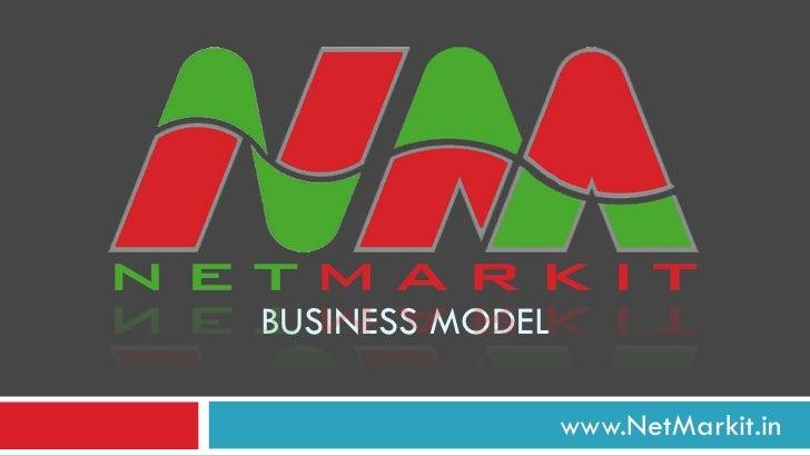 Net markit business model presentation