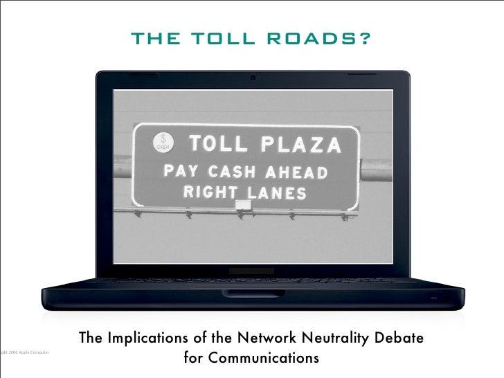 Net Neutrality Presentation