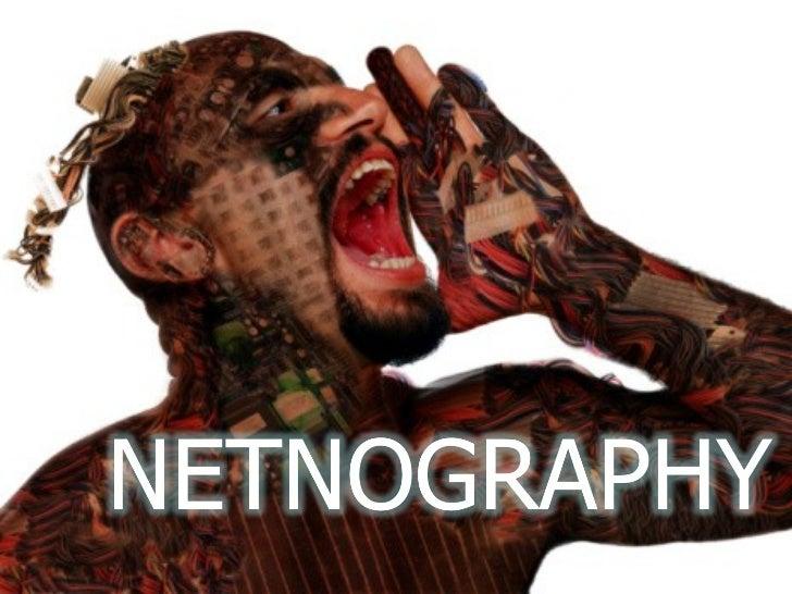 Türkiye'de internet kullanımı ve Netnography