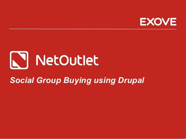 Social Group Buying using Drupal