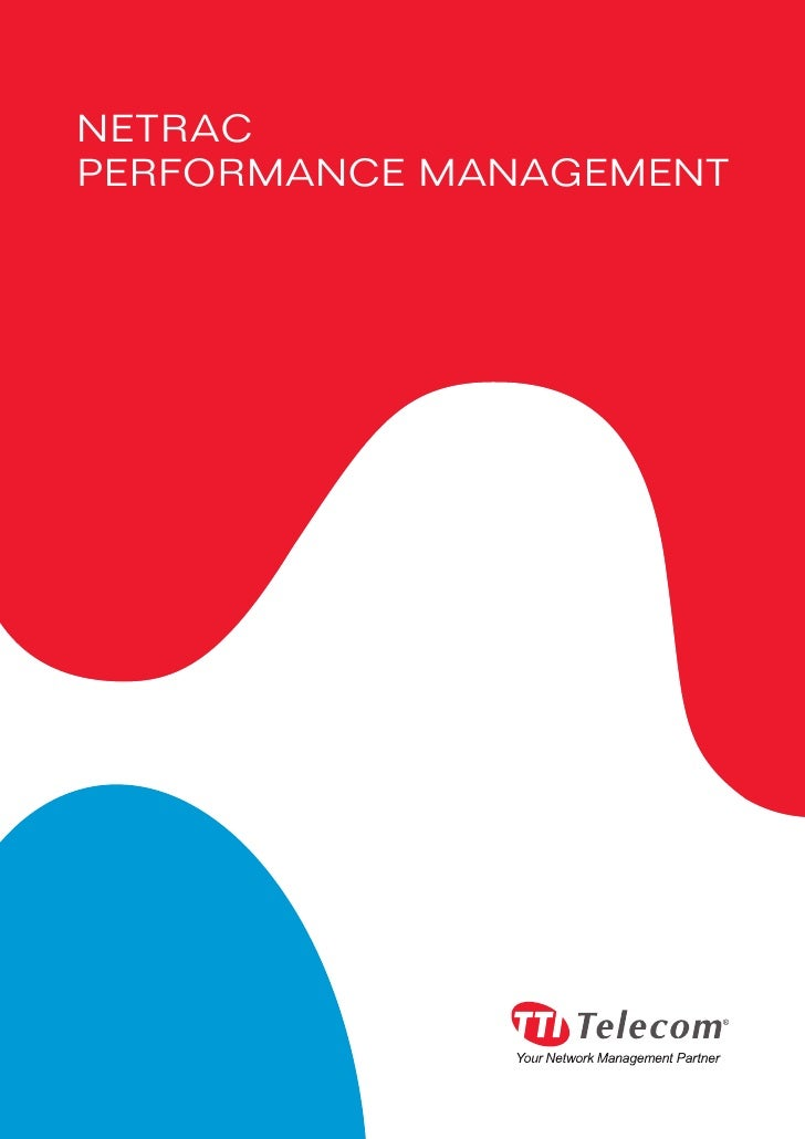 NETRAC PERFORMANCE MANAGEMENT