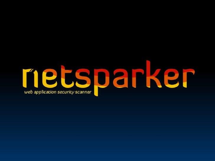 Netsparker - Hosting Zirvesi 2010
