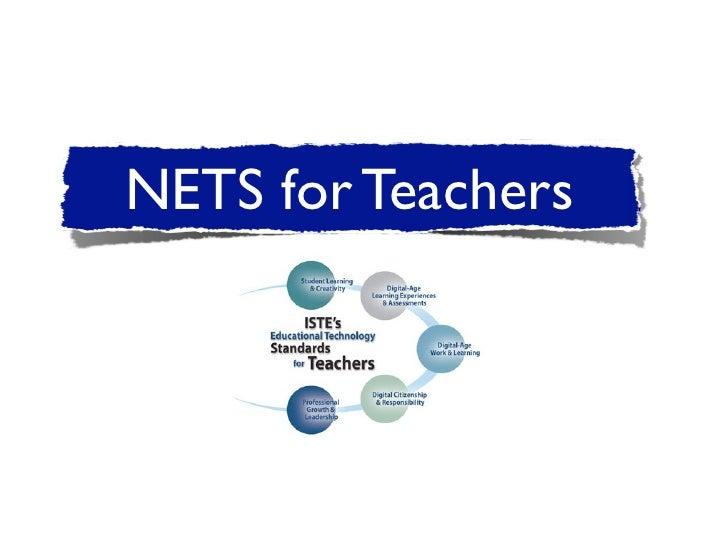 Nets presentation for monday
