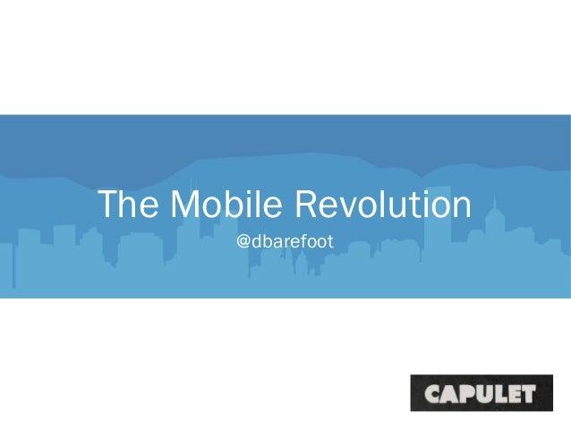 NetSquared Surrey: The Mobile Revolution