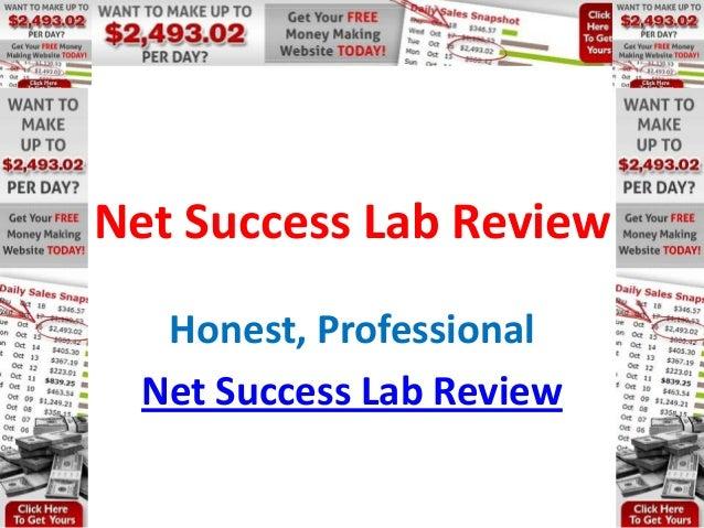 Net Success Lab Review   Honest, Professional  Net Success Lab Review