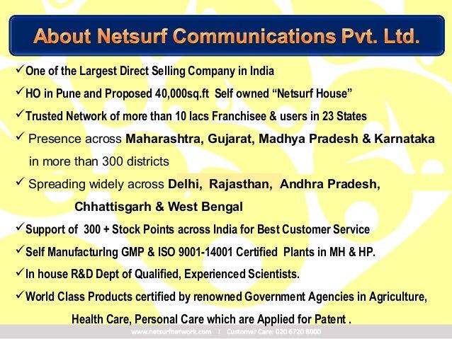 Network business plan