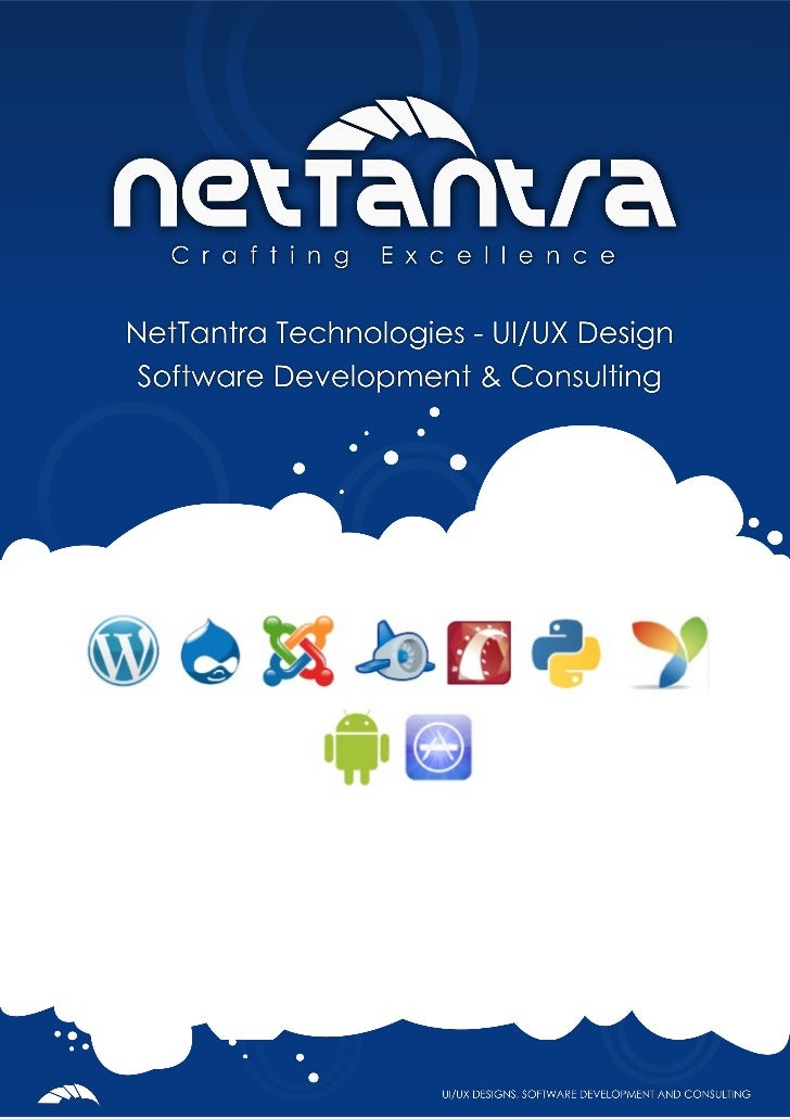 About NetTantraNetTantra is a creative technology and design company based out of India, US and UK. Weprovide web based so...