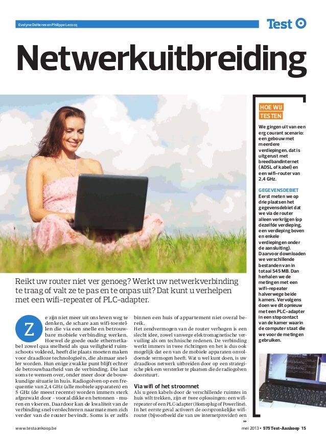Netwerkuitbreiding
