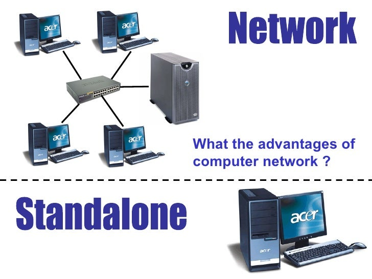 standalone client server p2p systems and applications A server can be a mainframe, minicomputer, or personal computer that operates in a time-sharing mode to provide for the needs of many clients client machines are complete, standalone computers that optimize the user interface, relying on servers to handle the more mundane tasks associated with application and file.