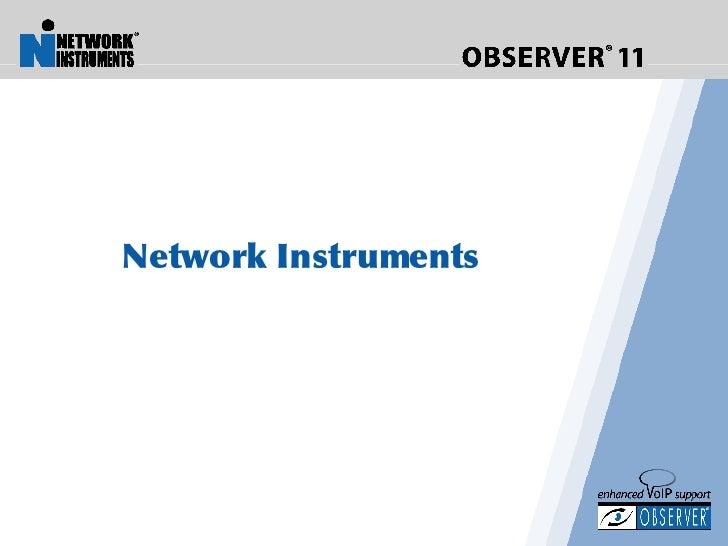 Network Instruments