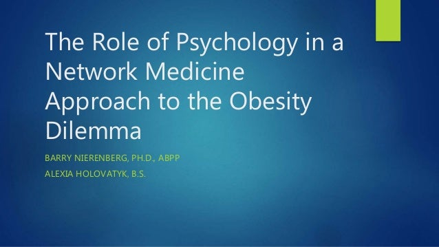 obesity and psychology Who knew that there could be so many disturbing connections between obesity and the common baby pacifier.