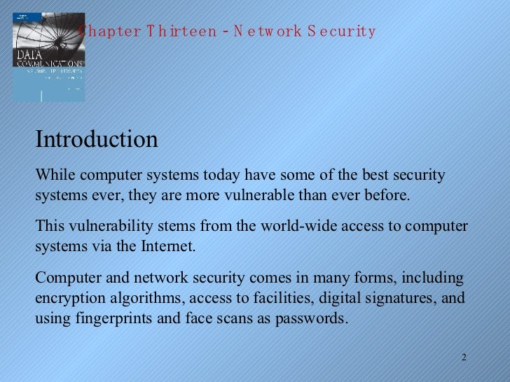 I have to write a research paper on Computer Security/Network Security can anyone help?