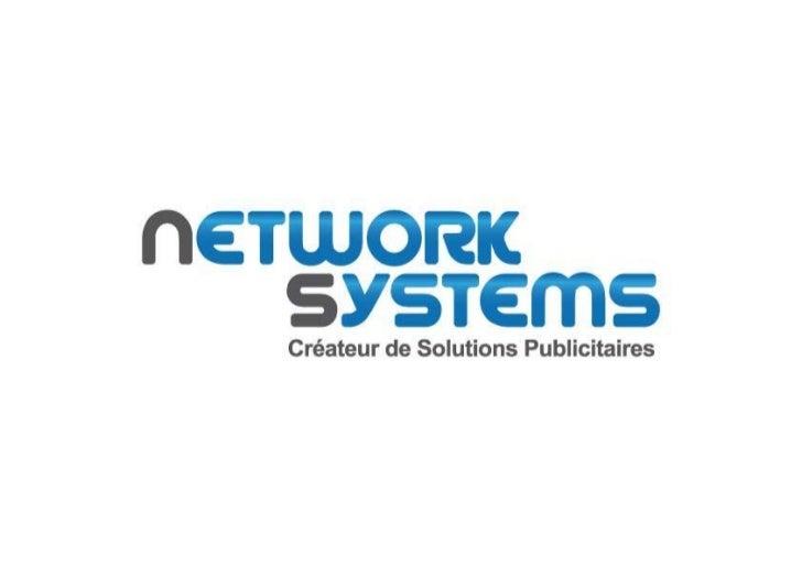 Network systems presentation