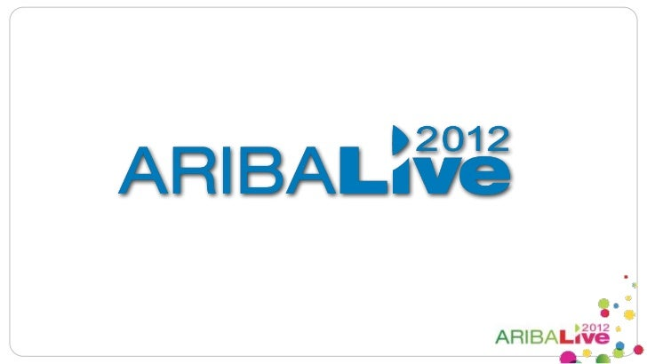 Network Collaboration -  Kevin Costello, President, Ariba, Inc.
